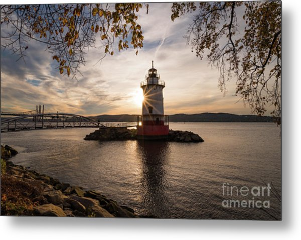 Tarrytown Lighthouse Metal Print