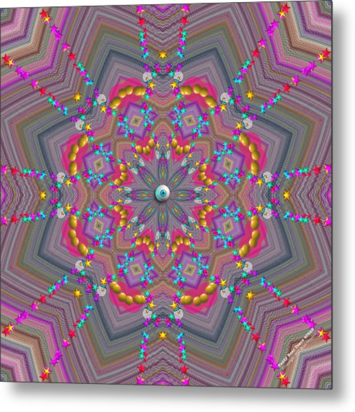Teddy Bear Tears 409k8 Metal Print by Brian Gryphon
