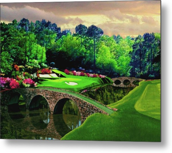 The Beauty Of The Masters Metal Print