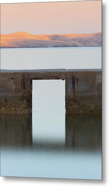 The Gate Of Freedom Metal Print
