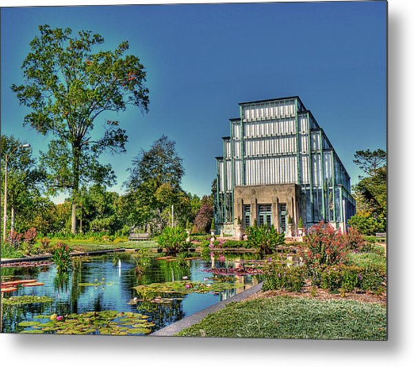 The Jewel Box Metal Print