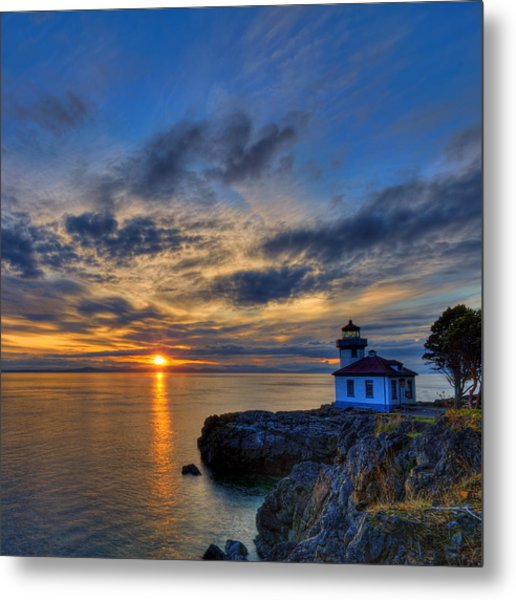 The Remains Of The Day Metal Print