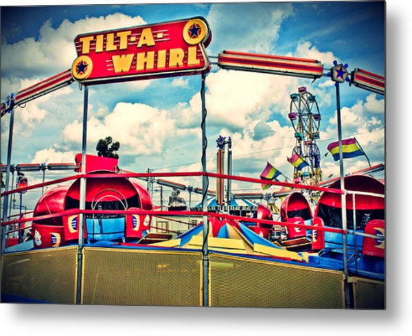 Tilt A Whirl Carnival Ride Photograph By Eye Shutter To Think