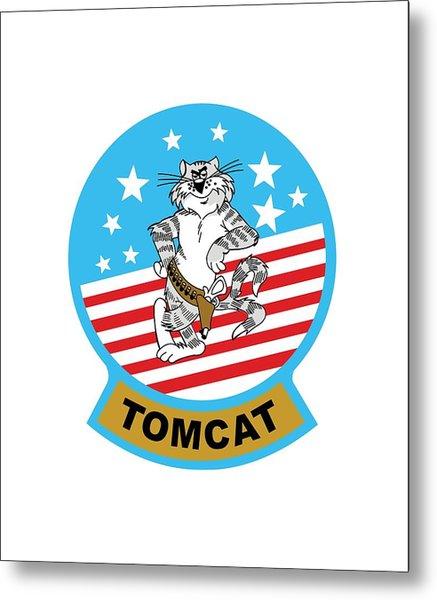 Tomcat Metal Print