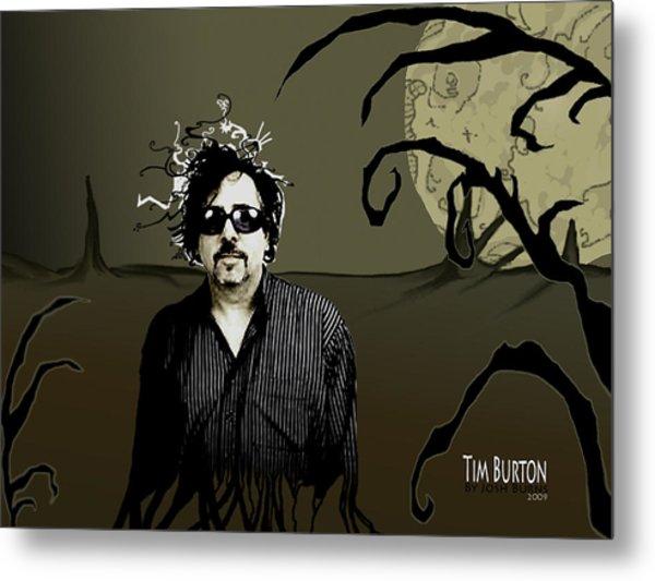 Tribute Metal Print by Josh Burns