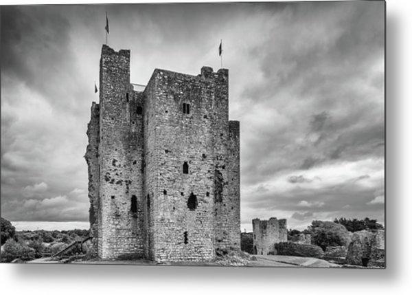 Trim Castle , Co Meath 2 Metal Print
