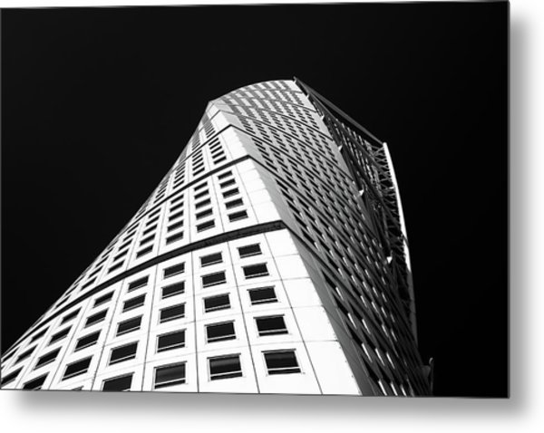 Twisted #1 Metal Print