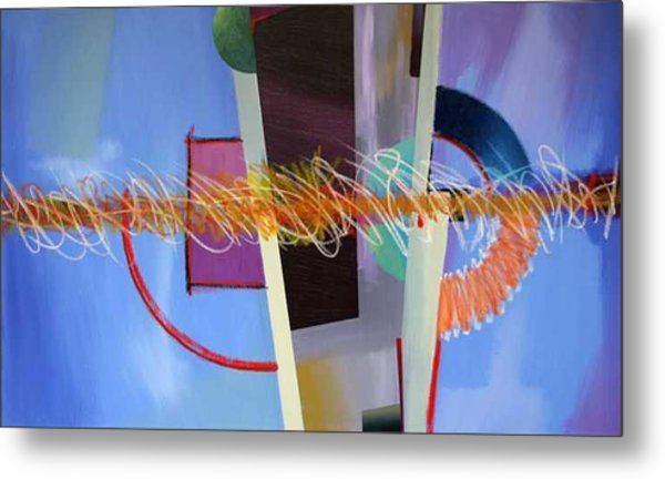 Untitled Metal Print by M Jaquis