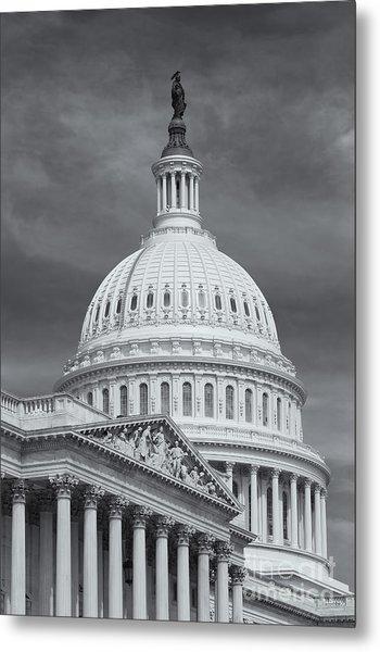Us Capitol Building Iv Metal Print