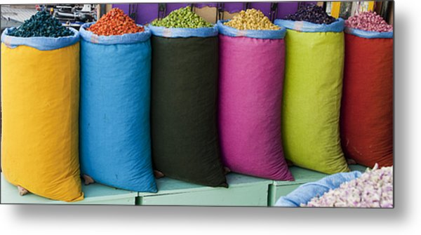Variety Is The Spice Of Life Metal Print