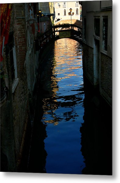 Venice-12 Metal Print by Valeriy Mavlo