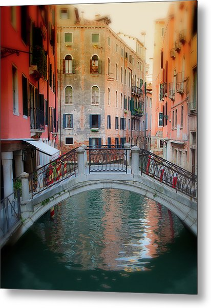 Venice Visions Metal Print by Eggers Photography