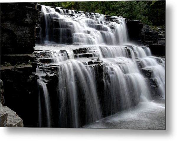 Waterfall 2 Metal Print