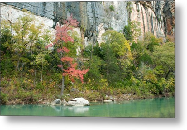 White River Arkansas Metal Print