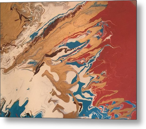 Wildside Metal Print