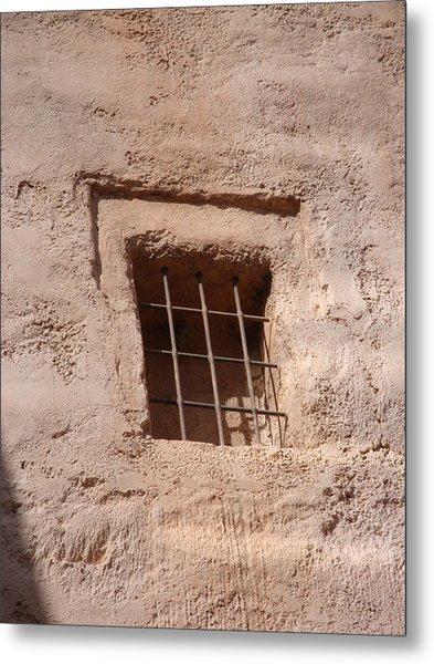Window Warmth Metal Print by Kim Chernecky