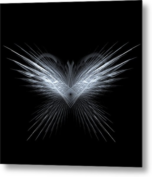 Wings Metal Print by Kim French