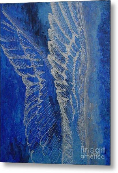 Wings Of Angel Metal Print
