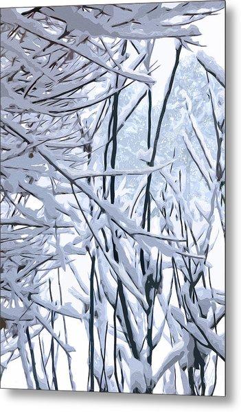 Wintertide Metal Print