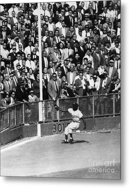 World Series, 1955 Metal Print