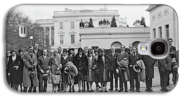 White House Reception, American Opera Galaxy S4 Case