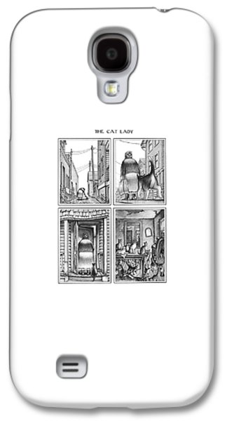 New Yorker August 18th, 1980 Galaxy S4 Case