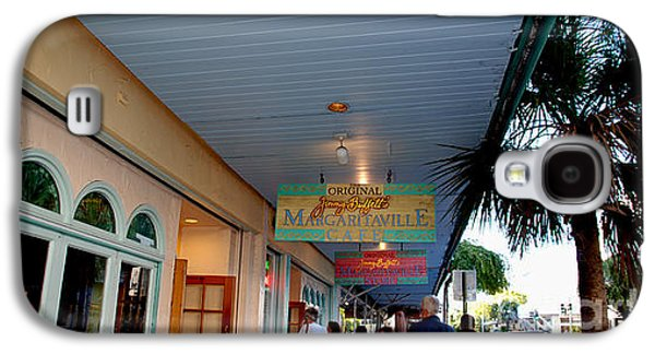 Jimmy Buffet's Margaritaville Key West Galaxy S4 Case