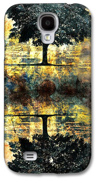 The Small Dreams Of Trees Galaxy S4 Case by Tara Turner