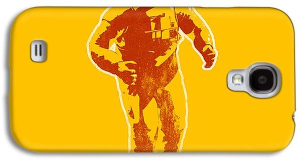Astronaut Graphic Galaxy S4 Case