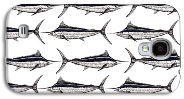 Many Marlin Galaxy S4 Case