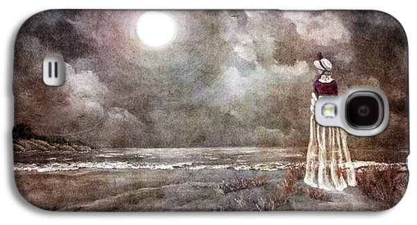The Fading Memory Of Annabel Lee Galaxy S4 Case by Laura Iverson