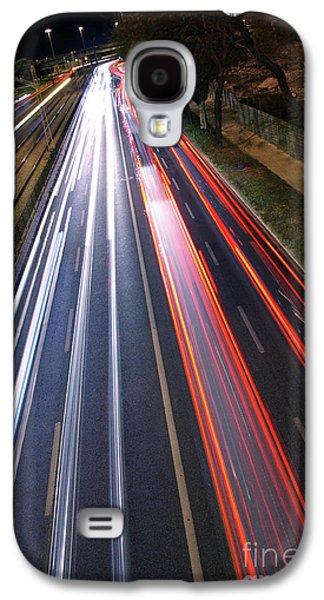 Traffic Lights Galaxy S4 Case by Carlos Caetano