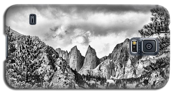 Mt. Whitney Galaxy S5 Case by Peggy Hughes