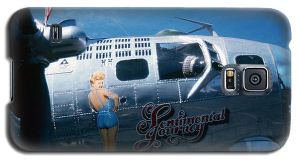 Rita B17 Galaxy S5 Case by Gary Brandes