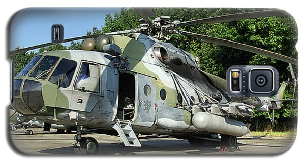 Mil Mi-17 Hip Galaxy S5 Case by Tim Beach