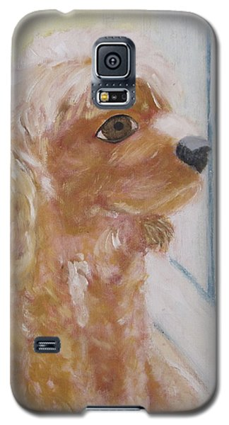 Rusty Aka Digger Dog Galaxy S5 Case