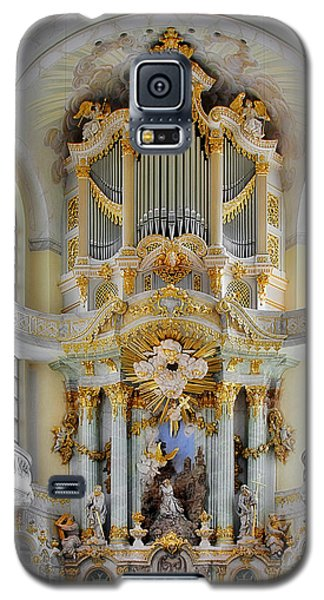 A Church Filled With Music - Church Of Our Lady Dresden Galaxy S5 Case by Christine Till