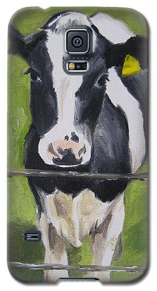A Heifer Galaxy S5 Case