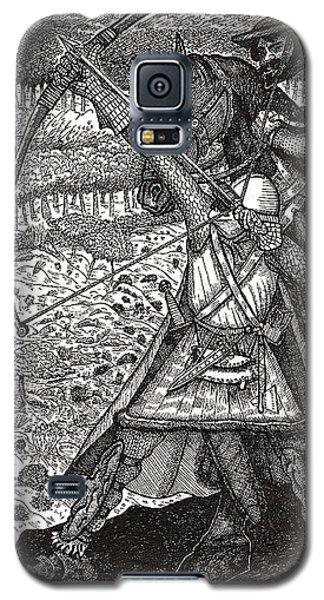 Abbadon Takes Aim Galaxy S5 Case