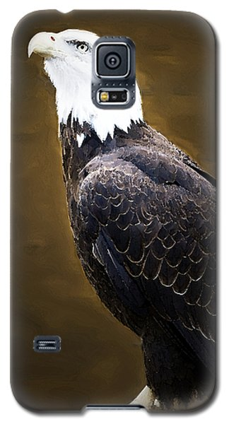 Galaxy S5 Case featuring the photograph American Pride  by Ken Frischkorn