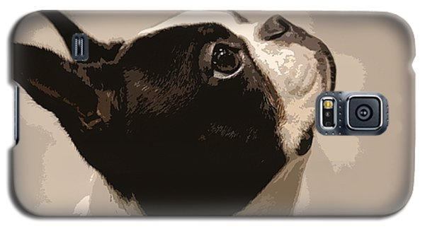 Boston Terrier Galaxy S5 Case