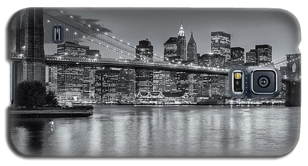 Brooklyn Bridge Twilight II Galaxy S5 Case