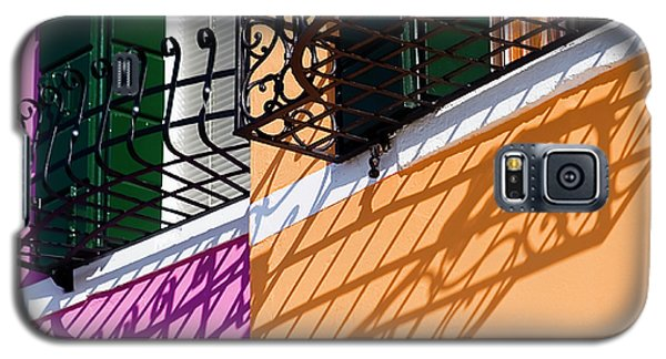Burano Houses Galaxy S5 Case