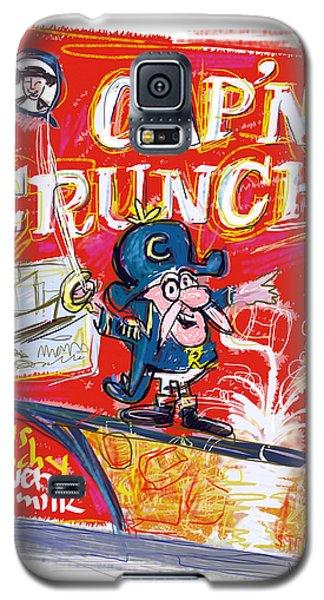Capn Crunch Galaxy S5 Case
