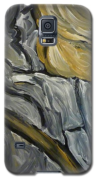 Galaxy S5 Case featuring the painting Chariot Rider by Joshua Redman