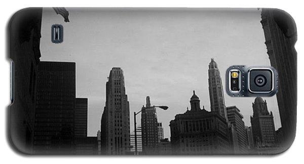 Chicago 3 Galaxy S5 Case