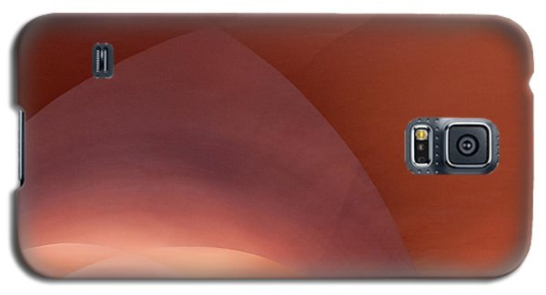 Coral Arched Ceiling Galaxy S5 Case