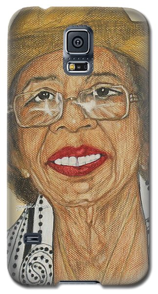 Della Willis Portrait Galaxy S5 Case