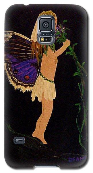 Fairy Girl Galaxy S5 Case