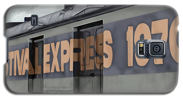 Festival Express Galaxy S5 Case